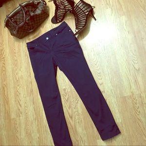 EUC Style & Co Straight leg pants